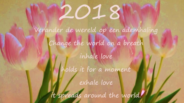 2018 Change the world