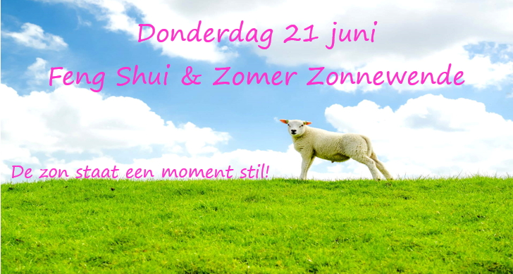 Zomer zonnewende