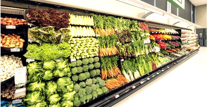 onverpakte groenten-B